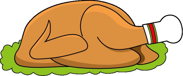 633x264 Chicken Leg Chicken Meat Clip Art
