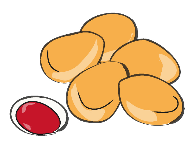 640x480 Chicken Wing Clipart