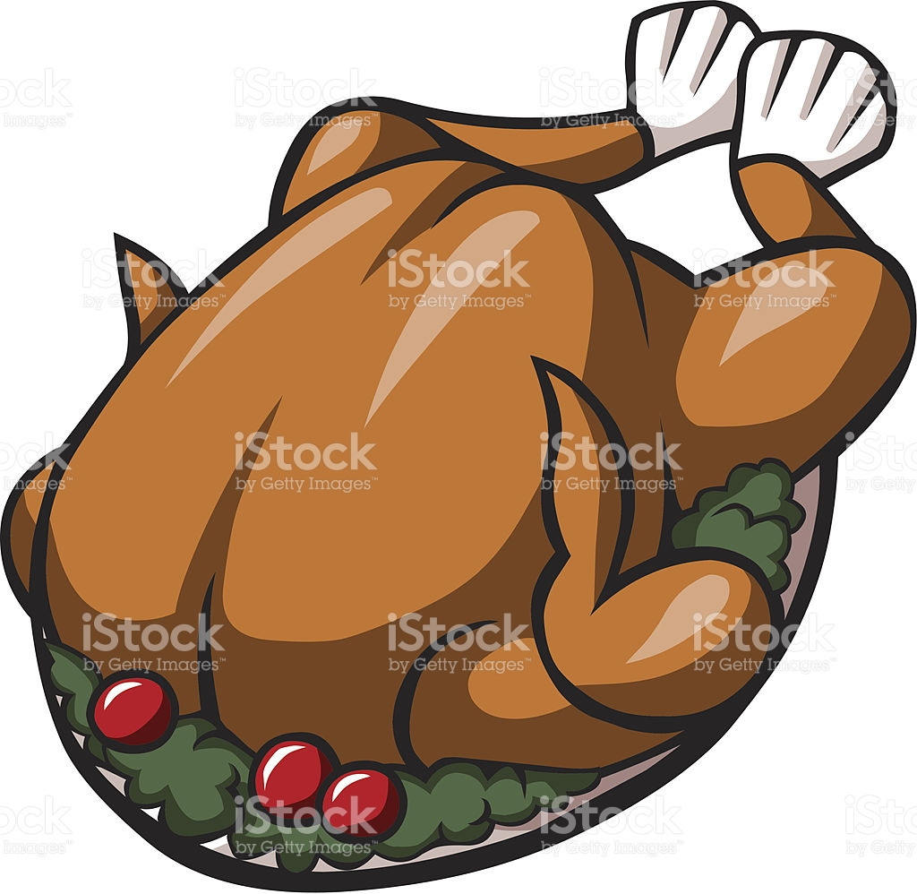 1024x998 Chicken Clipart Thanksgiving