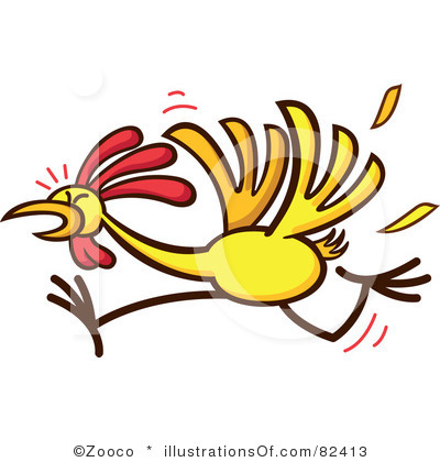 400x420 Chicken Clipart Royalty Free Chicken Clipart Illustration