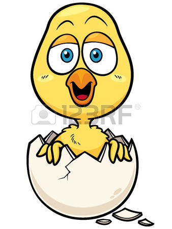 338x450 Cute Little Chicken Royalty Free Cliparts, Vectors, And Stock