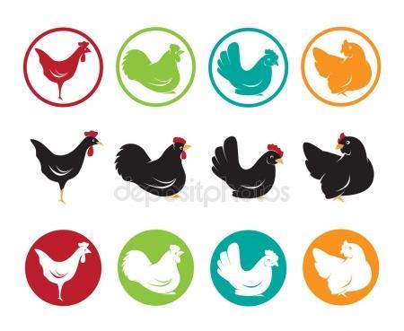 450x369 Chicken Wings Logo Stock Vectors, Royalty Free Chicken Wings Logo