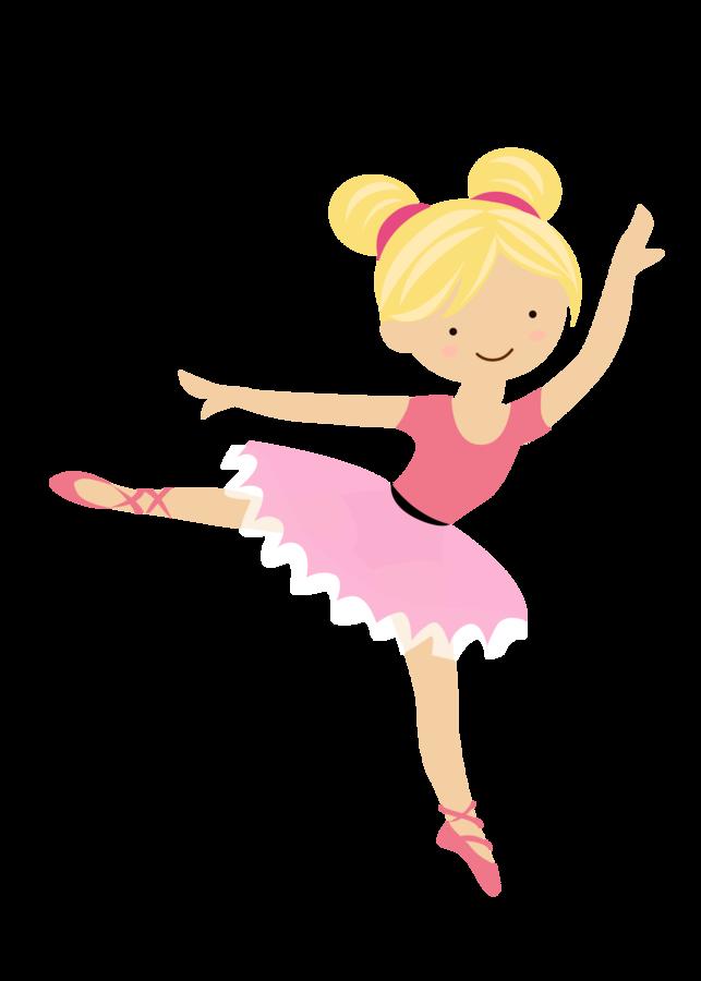 643x900 Little Ballet Dancer