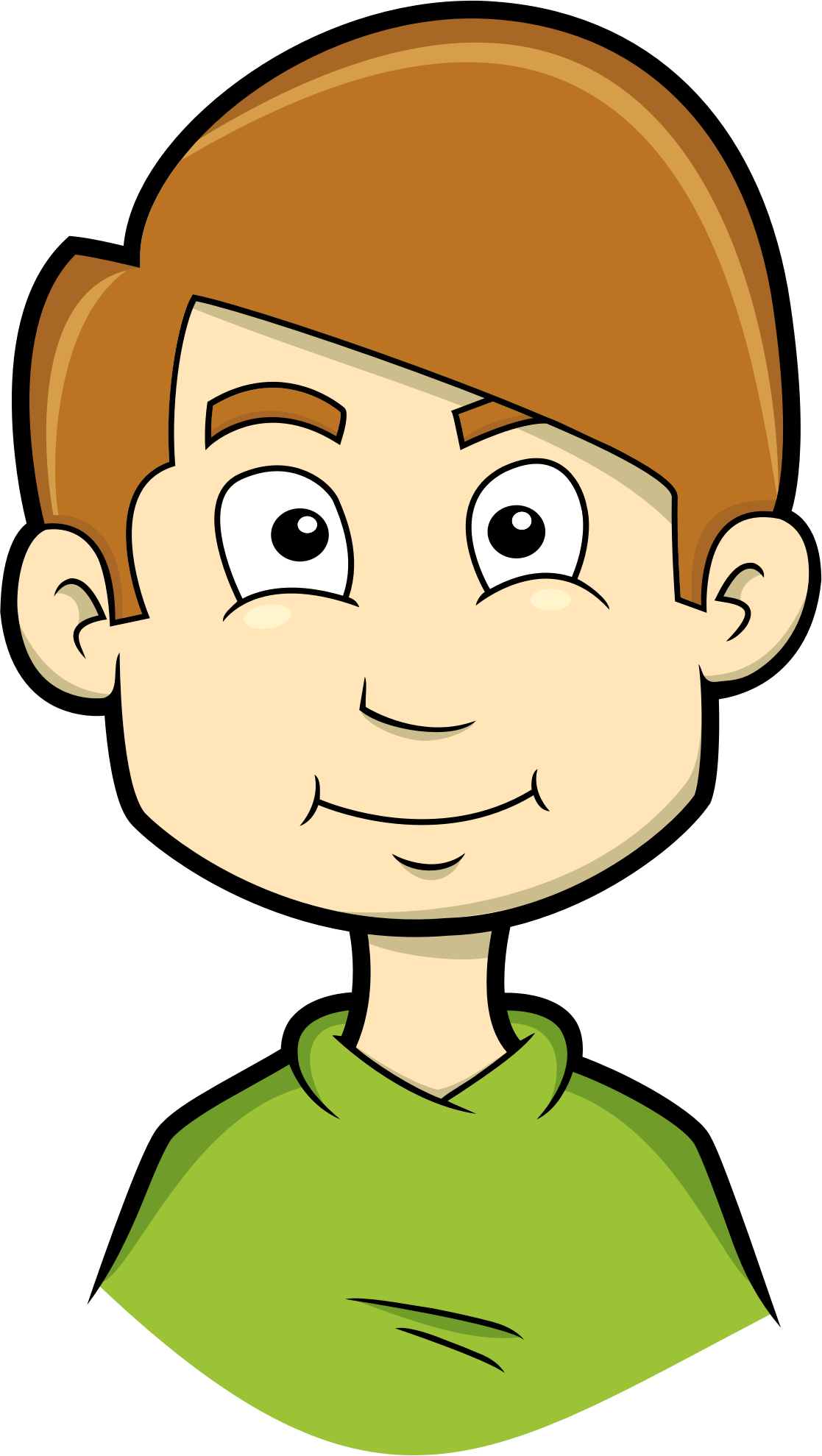 1117x1979 Human Clipart Kid Face