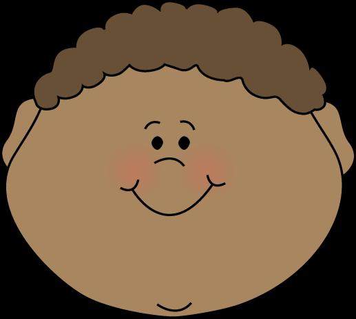 517x462 Kid Smiley Face Clip Art