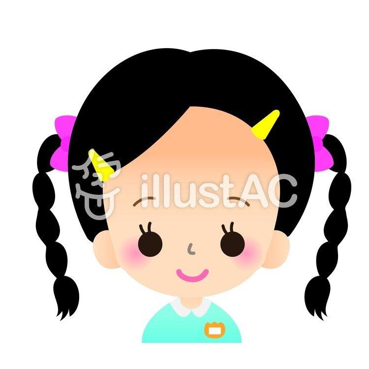 750x750 Braid Clipart Child Face