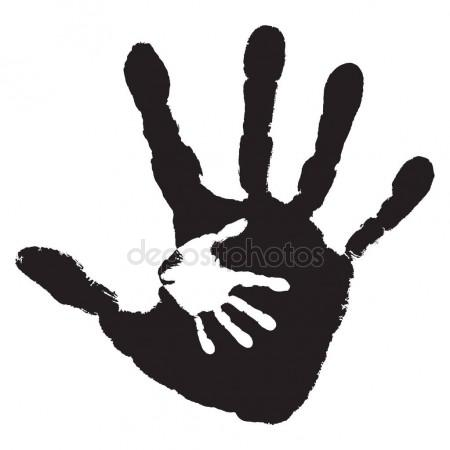 450x450 Child Handprint Stock Photos, Royalty Free Child Handprint Images