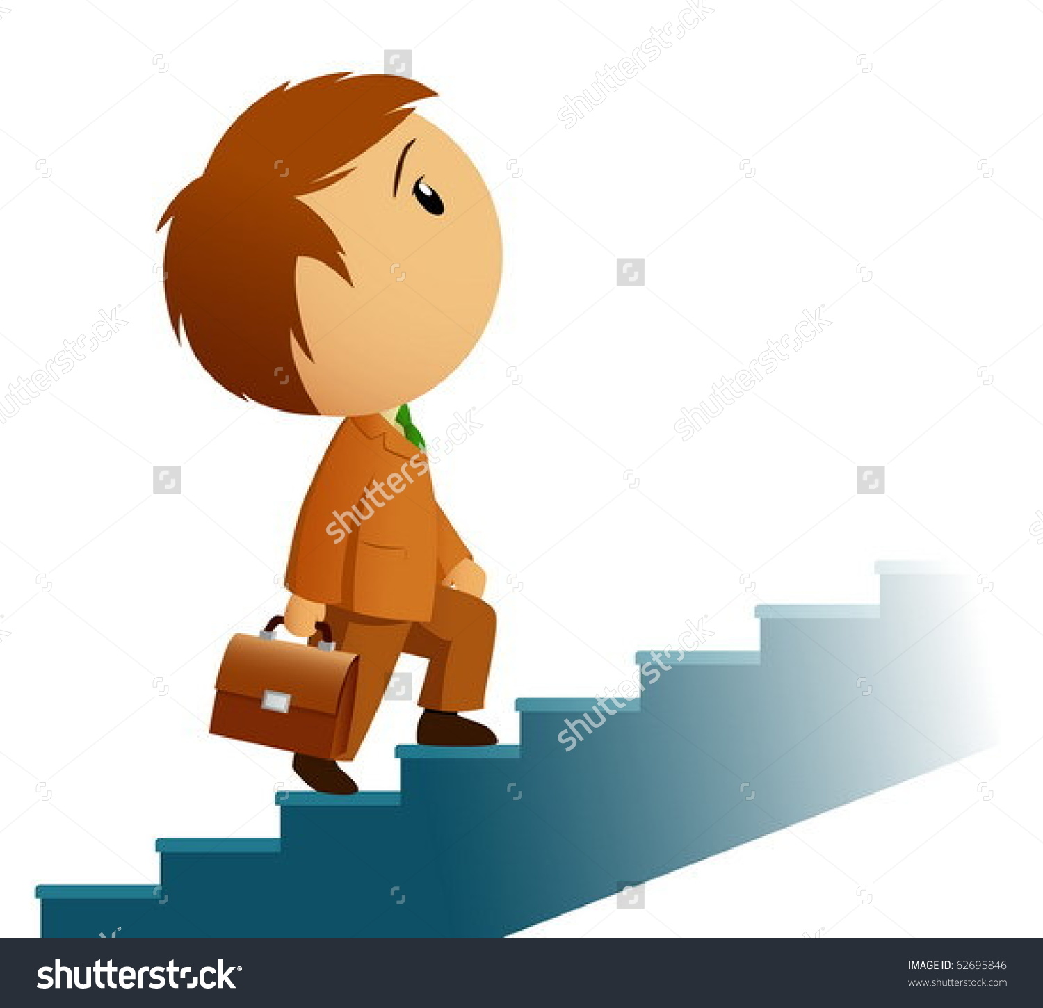 1500x1450 Child Clipart Climbing Stair