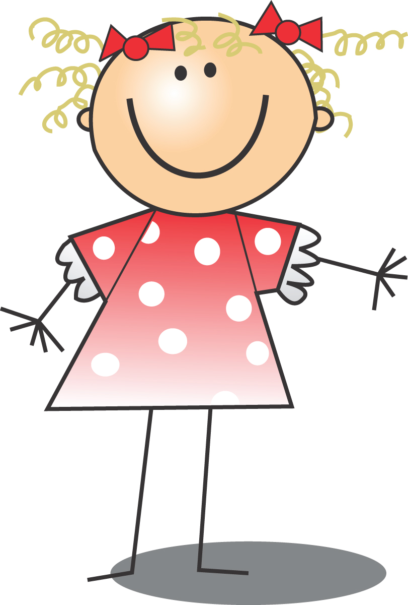 811x1200 Free Clipart Of A Child