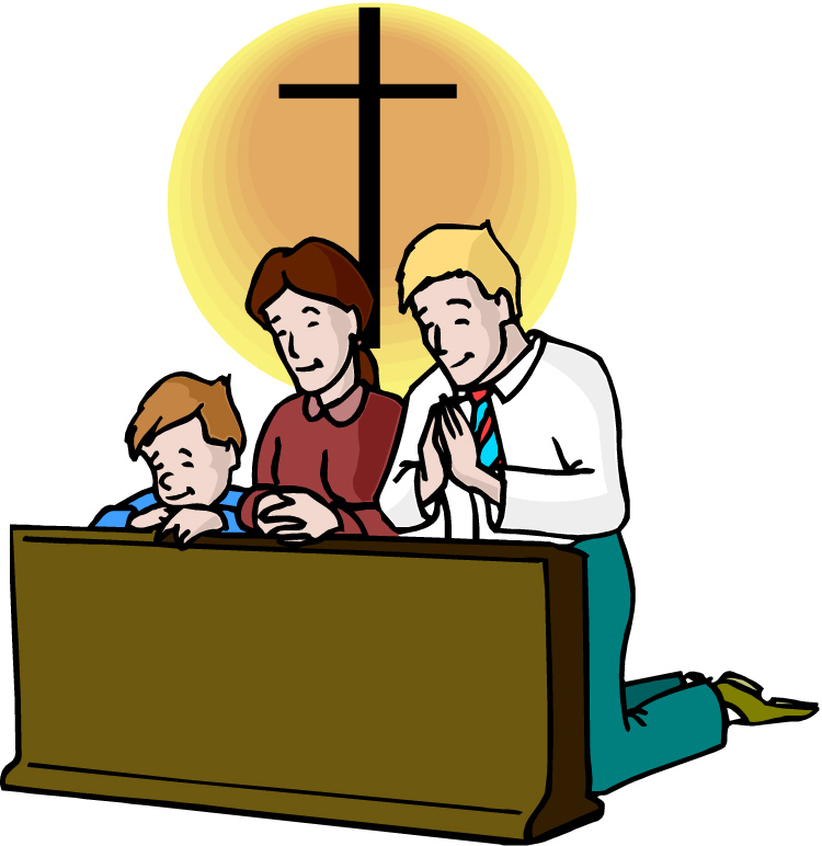 750x772 Praying Clipart