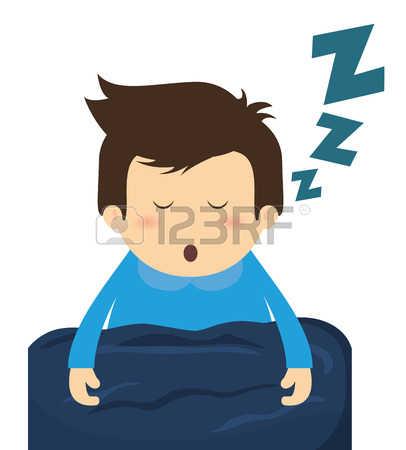406x450 Sleeping Clipart Kid Bedtime