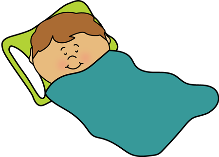 450x323 Child Sleeping Clipart