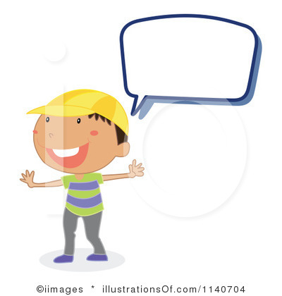 400x420 Child Clipart Talking Together