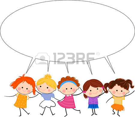 450x391 Cute Cartoon Kids Frame Royalty Free Cliparts, Vectors, And Stock