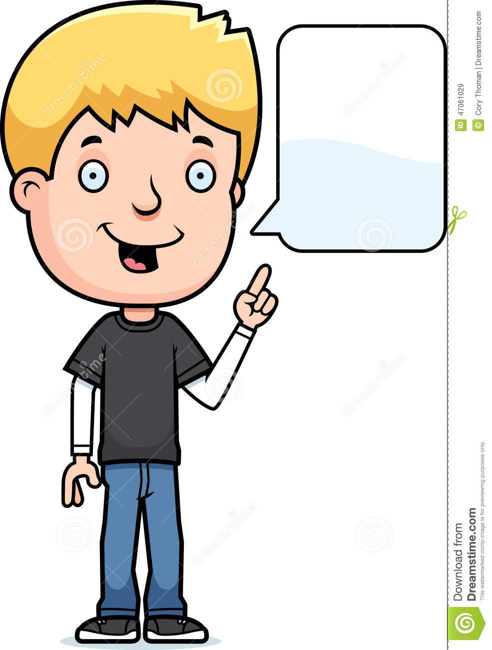 985x1300 Boy Speaking Clipart Clipartfest