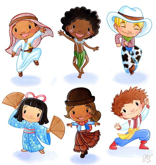 661x700 Traditional Costume Clipart Small World