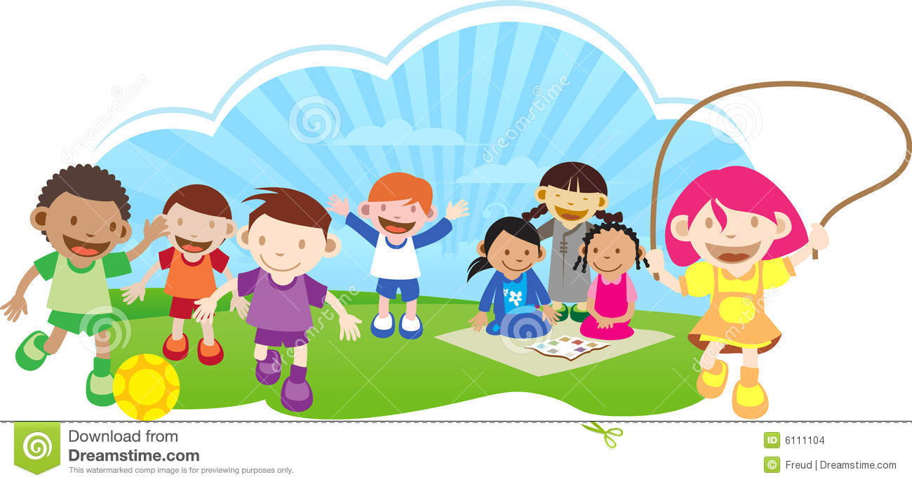 1300x690 Playing Clipart Children Playing On Playground Clipart
