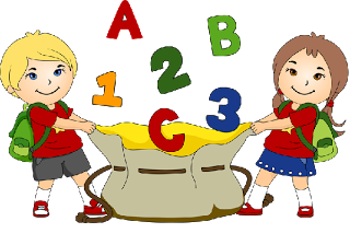 320x213 Free School Children Clipart Image