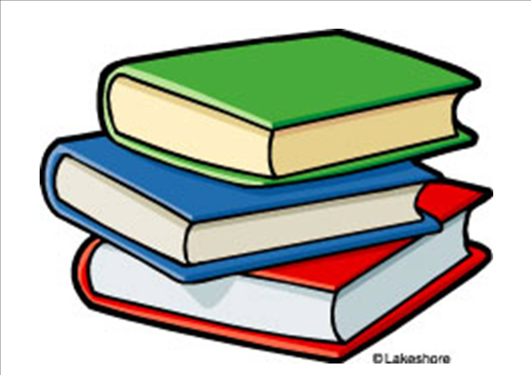 1754x1240 Books For Clip Art 9