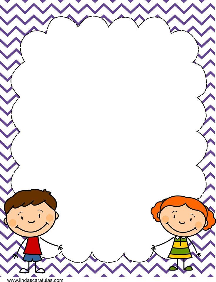 Children Border Clipart
