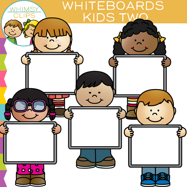 600x600 Whiteboard Kids Clip Art
