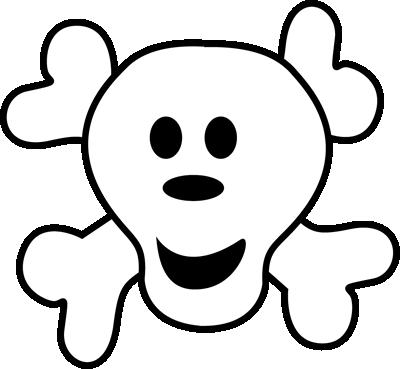 400x369 Pirate Clip Art