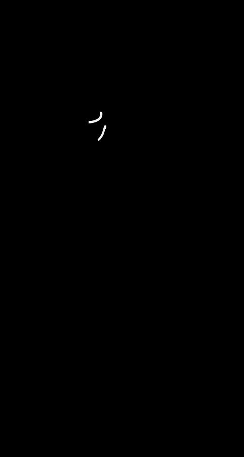 482x900 Singer Clipart Black And White
