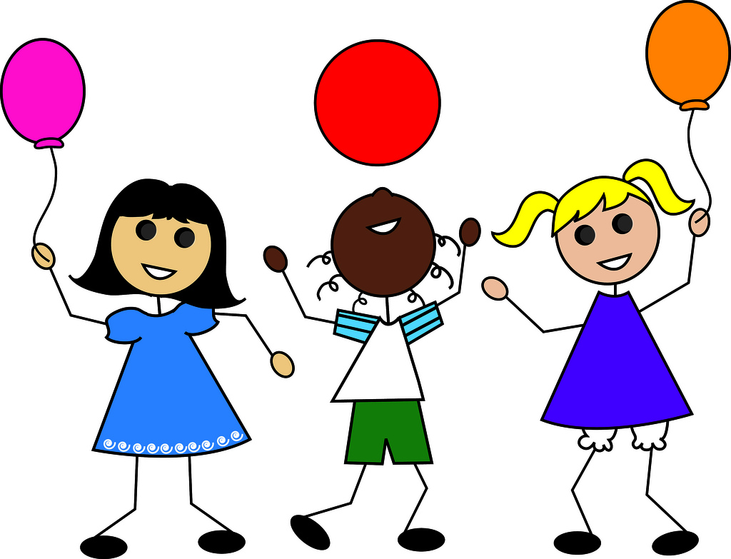 1024x783 Children Playing Clip Art