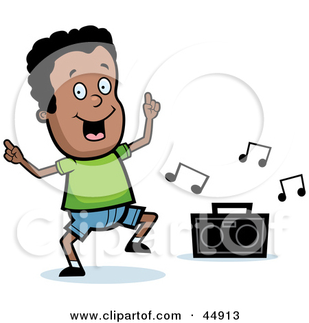 450x470 Freeze Dance Clipart