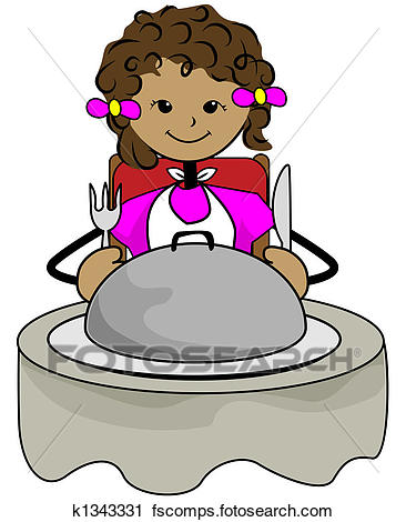 366x470 Child Eating Illustrations And Clipart. 1,554 Child Eating Royalty