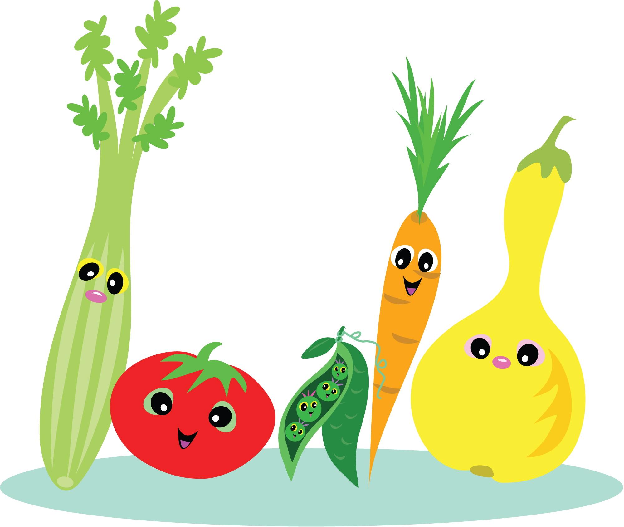 2000x1689 Healthy Food Cartoon Clip Art How To Make Vitamins Work