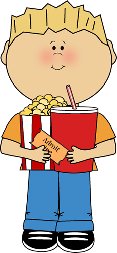 232x500 Snack Clipart