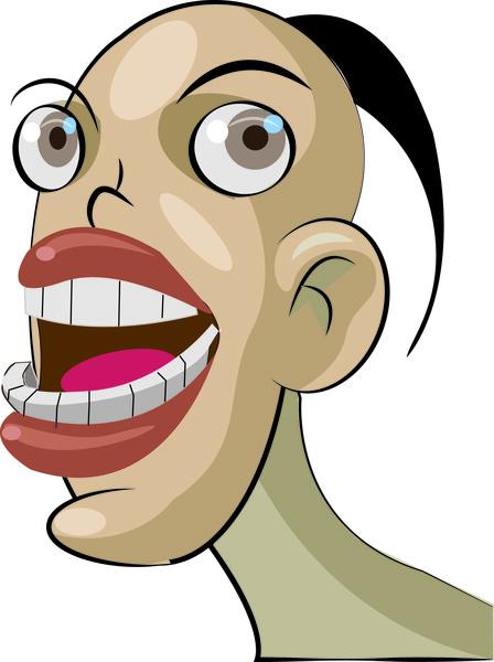 448x600 Happy Children Faces Cartoon Free Vector Download (19,527 Free