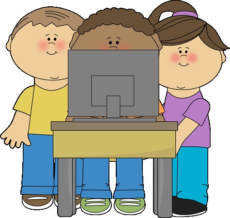 Children In School Clipart