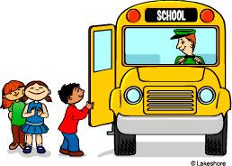 258x184 School Bus Clip Art
