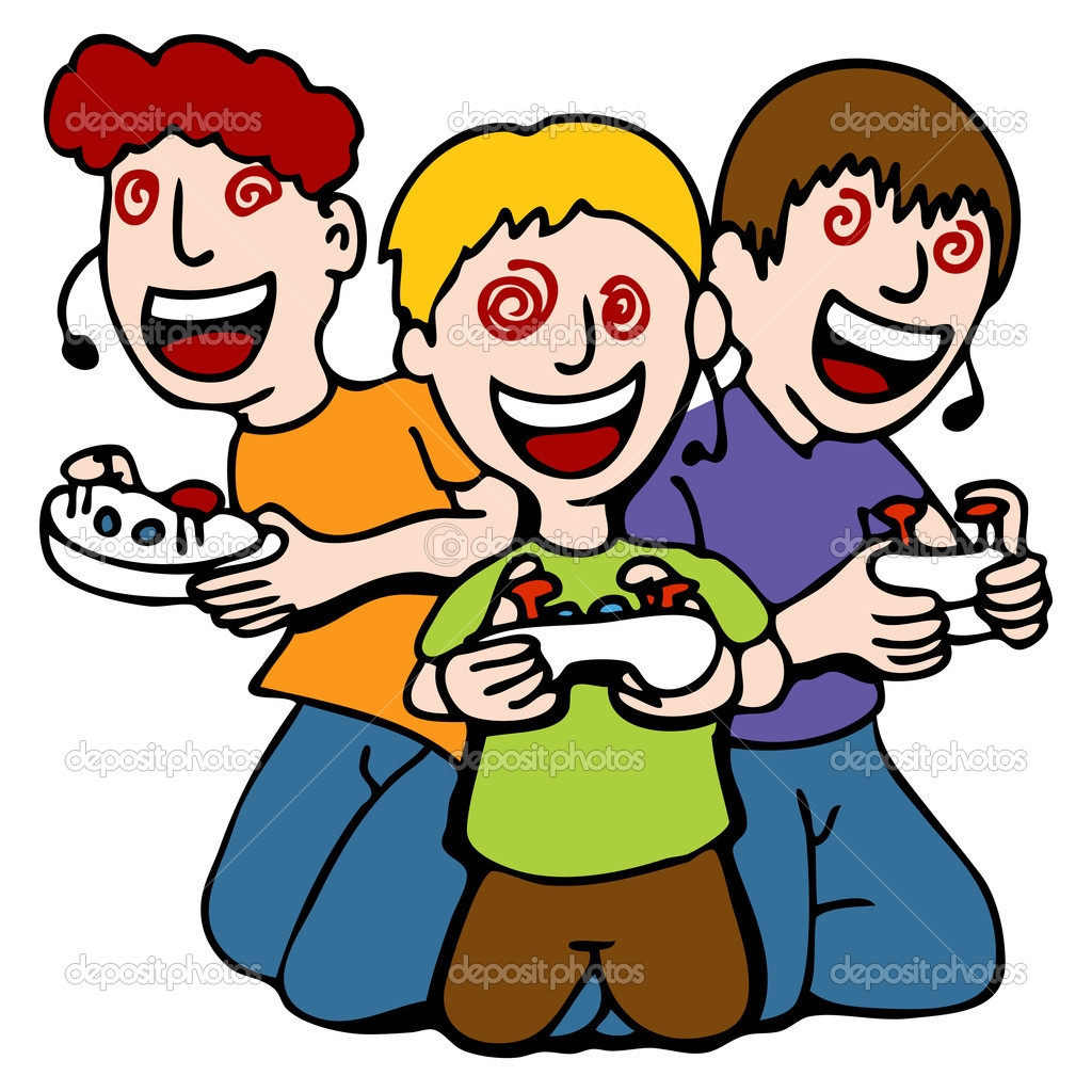 1024x1024 Video Game Clipart Play Game