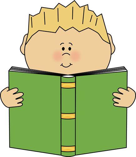 436x500 Kids Reading Free Clip Art Children Reading Books 5