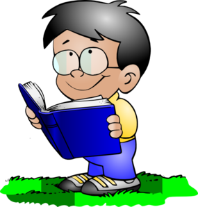 285x298 Children Reading The Bible Clipart Free
