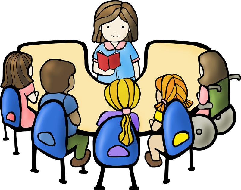800x631 Club Clipart Reading Group