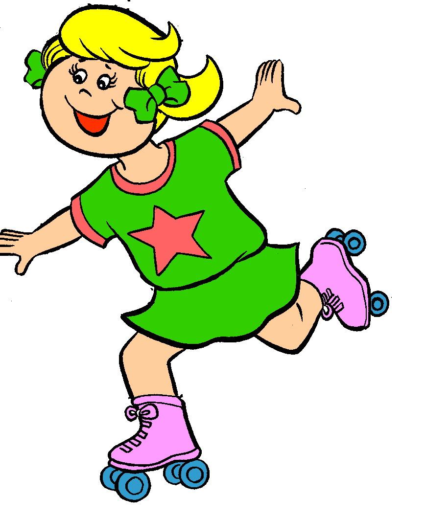 868x1059 Girls Children Walking Clipart