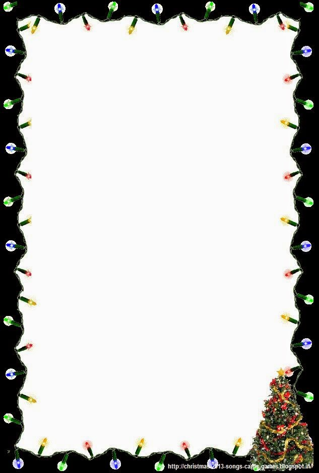 633x937 Christmas Lights Clipart Childrens