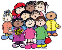 200x162 Free Childrens Clipart Clipartmonk