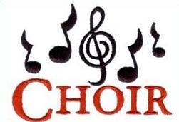 251x171 Free Church Choir Clipart Image