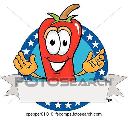 450x411 Clipart Of Chili Pepper Logo 10 Cpepper01l010