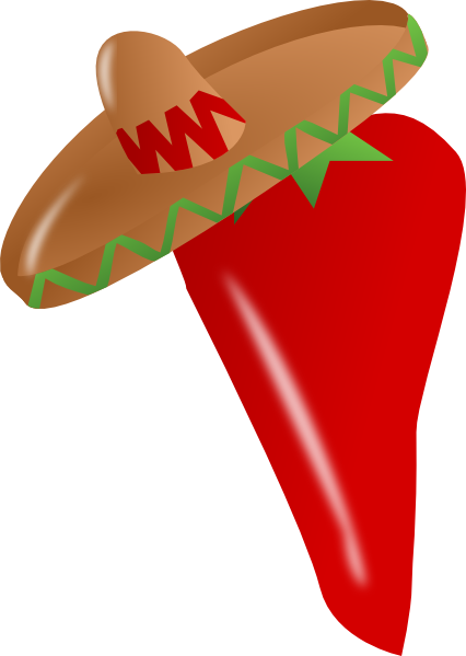 426x599 Free Chilipepper Clipart