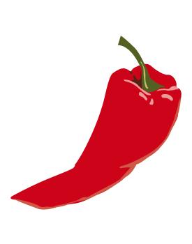 275x350 Chili Pepper Clipart