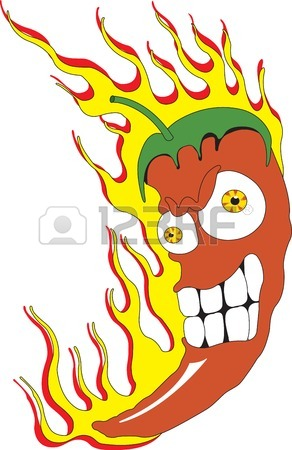 Chili Pot Clipart