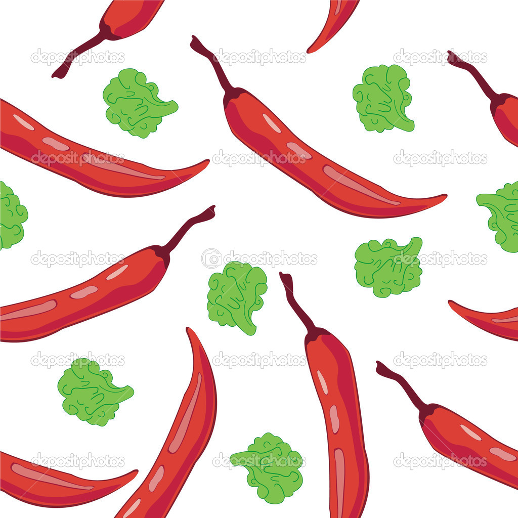 1024x1024 Images Of Chili Pepper Wallpaper Border