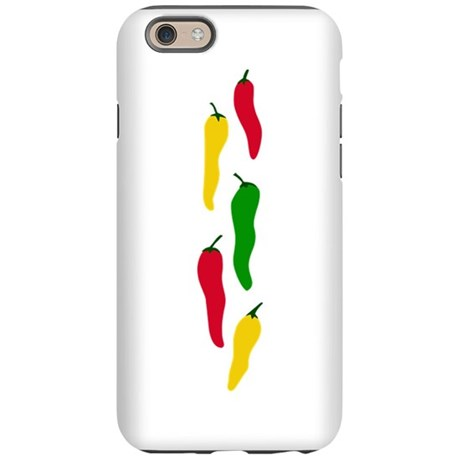 460x460 Chili Pepper Phone Cases Cafepress