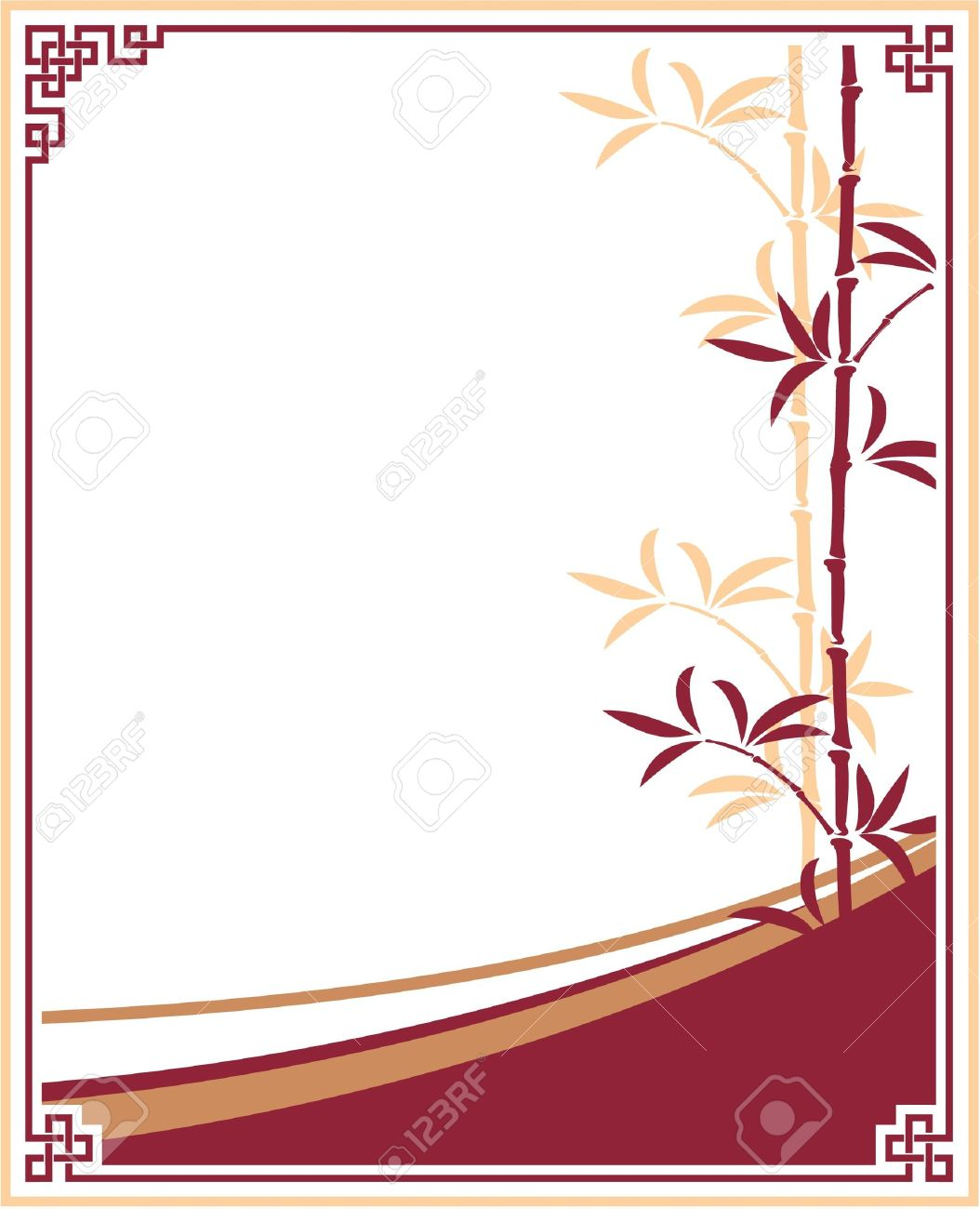 1054x1300 Asian Clipart Chinese Border